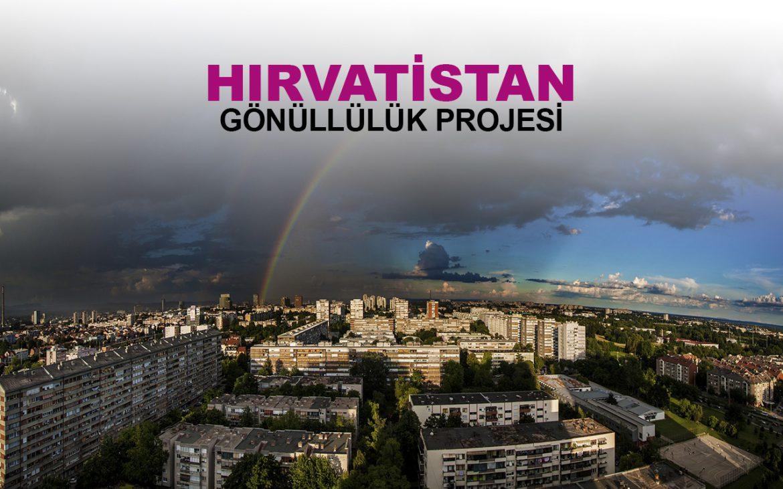 Hırvatistan Avrupa Dayanışma Programı Gönüllülük Projesi