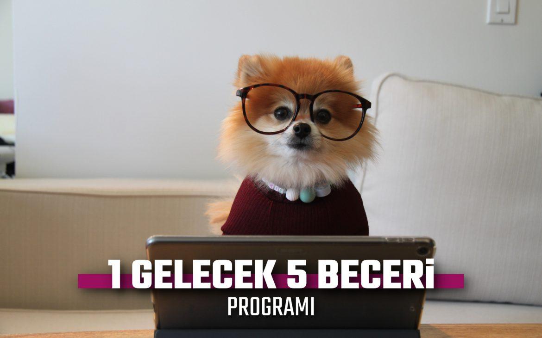 1 GELECEK 5 BECERİ PROGRAMI