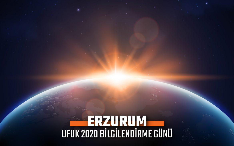 UFUK 2020 BİLGİLENDİRME ETKİNLİĞİ